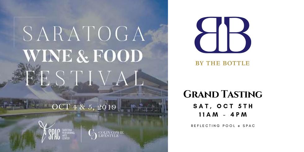 Saratoga Wine & Food Festival Grand Tasting