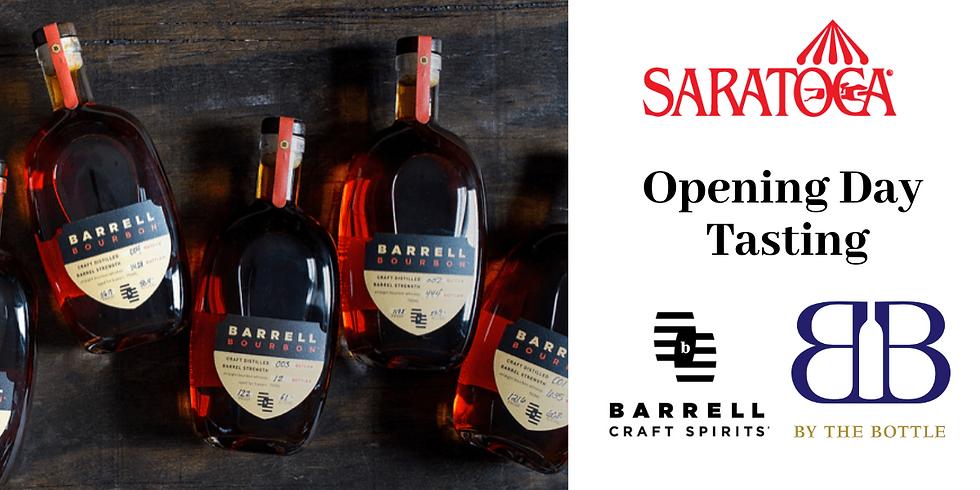 Opening Day w/ Barrell Craft Spirits