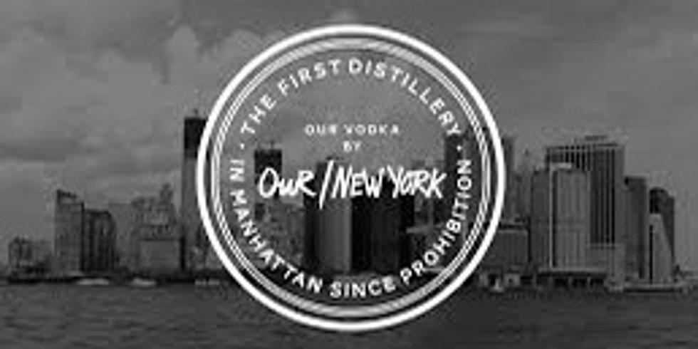Our/New York Vodka - Free Tasting