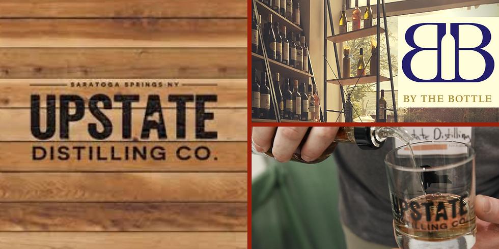 Upstate Distilling Co. Tasting