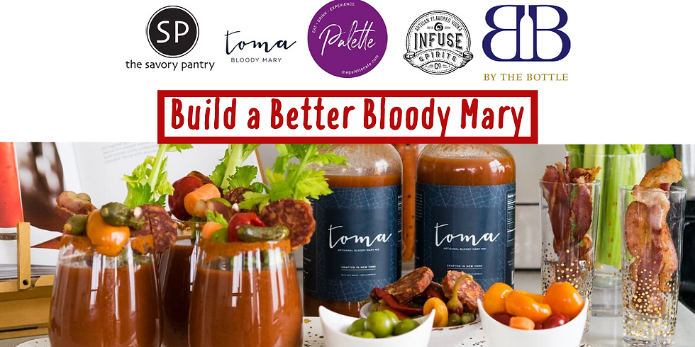 Build a Better Bloody Mary