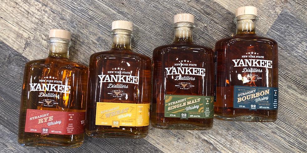 FREE TASTING - Yankee Distillers