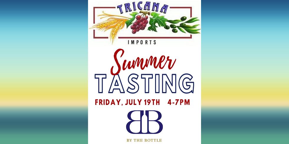 Free Tasting w/ Tricana Imports