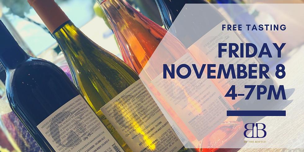 Free Tasting - Old Tavern Farm Winery