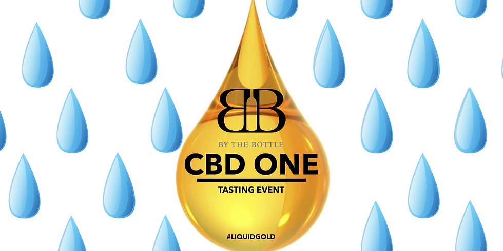 CBD One at By The Bottle