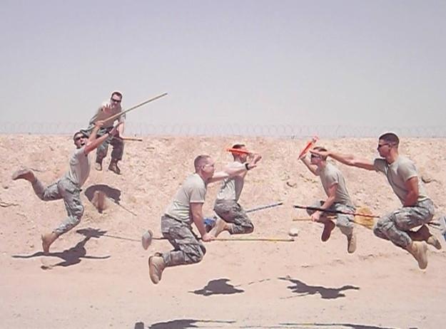 Military Grade Quidditch