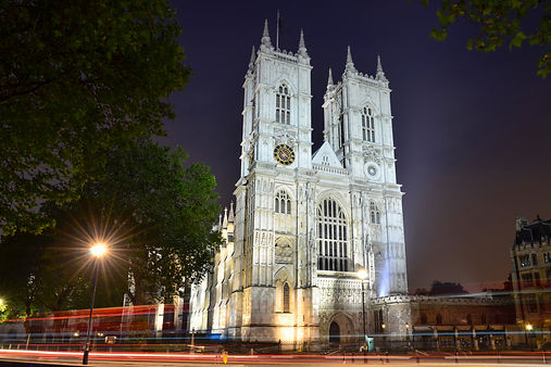 Westminster Abbey church, London, Englan