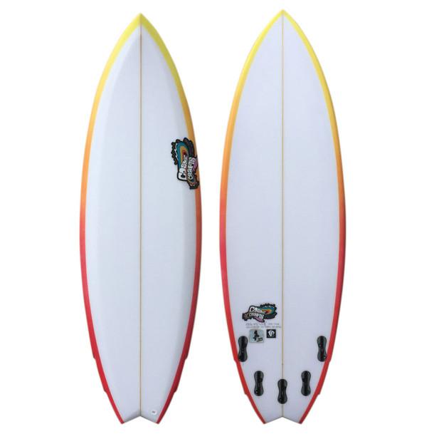 GYPSY INBREAD small wave shortboard