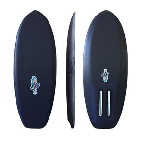 Black Cat foil surfboard