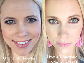 4D Mascara is Here
