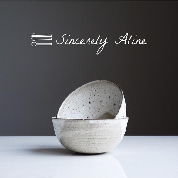 Sincerely Aline