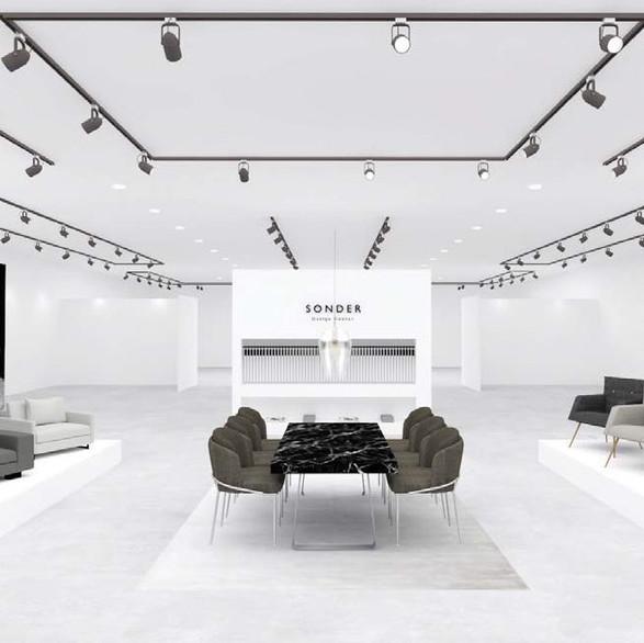 Sonder Living - Store Design