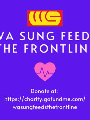 Wa Sung Feeds the Frontline