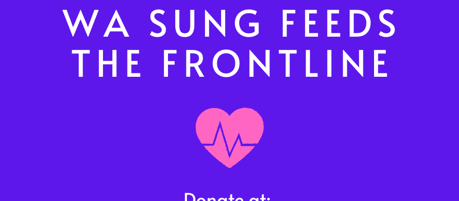 Wa Sung Feeds the Frontline