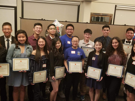 Wa Sung's 62nd Annual Merit Scholarship Awards