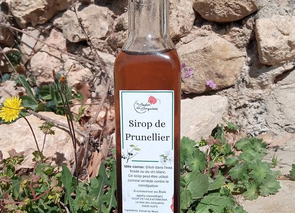 Sirop de Prunelier