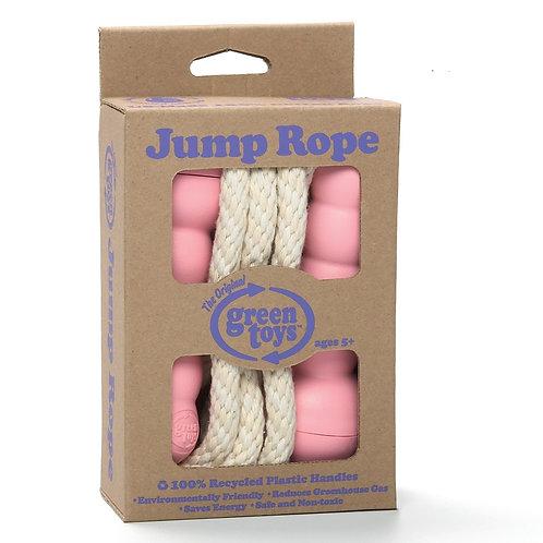 GREEN TOYS Springseil / Jump-rope *pink*