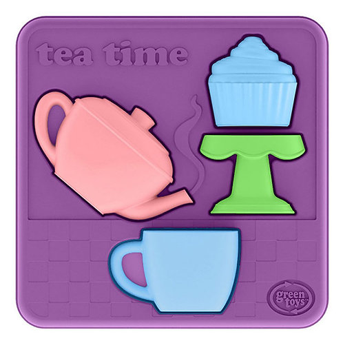 GREEN TOYS 3D- Tea Time Puzzle