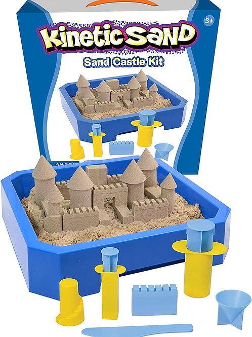 Kinetic Sand Castle Kit (2.5kg)