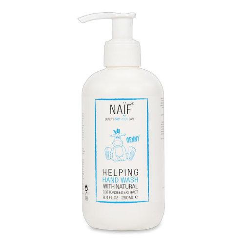 Naïf Helping Hand Wash (250ml)