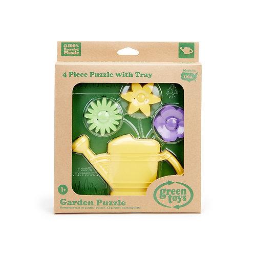 GREEN TOYS 3D- Garden Puzzle