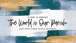 KKMC YA Webinar shares insights on Methodism
