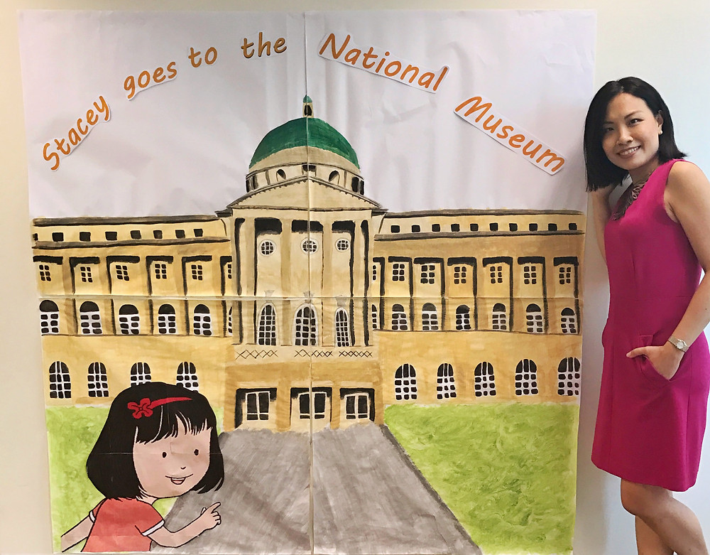 Stacey Goes to the National Museum