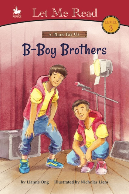 B-Boy Brothers cover