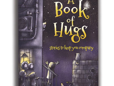 A Book of Hugs - book fundraiser