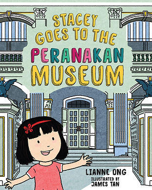 Stacey Goes to the Peranakan Museum cove