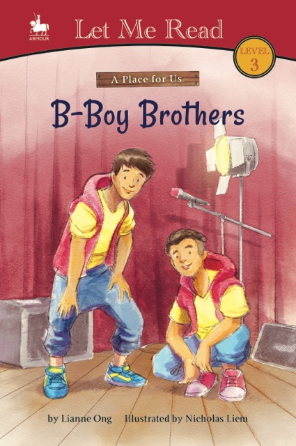 MINDS 3 BBoyBrothers 2D cover