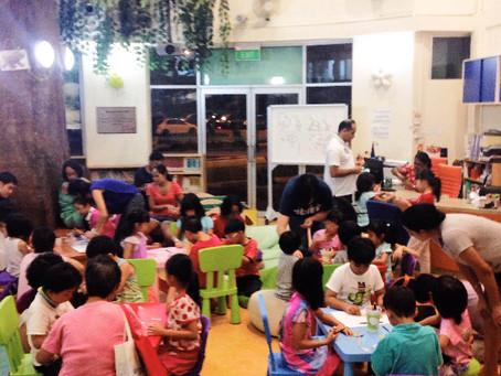Bukit Timah CC's Reading Club