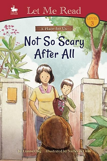 2D cover Not So Scary After All_Lianne O