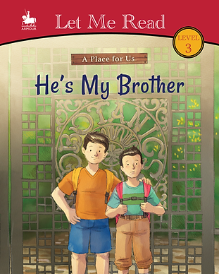 5 Cover He's My Brother 2D.png