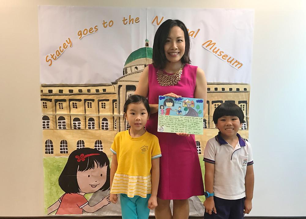 Being a children's author