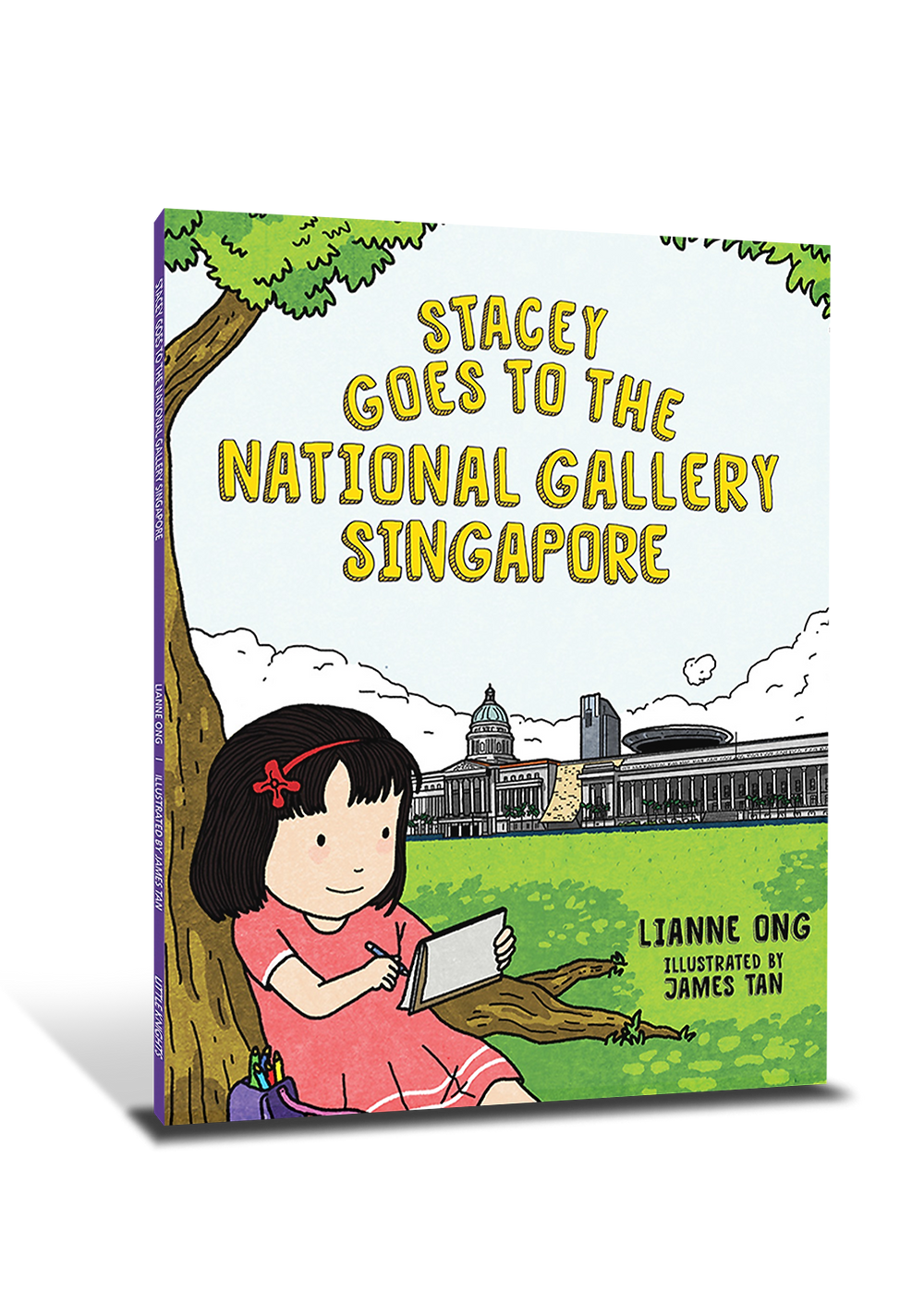 Stacey Goes to the National Gallery Singapore by Lianne Ong James Tan