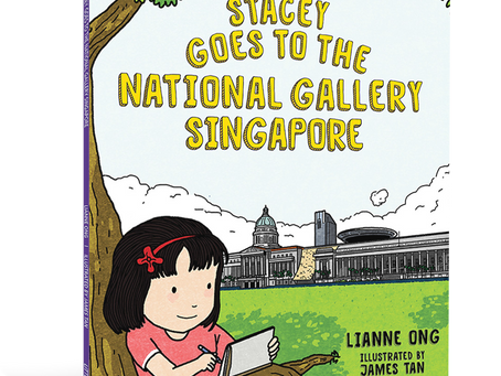 Stacey #5: Stacey Goes to the National Gallery Singapore