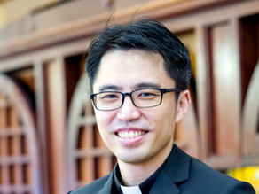 Rev. Anthony Phua elected to the Office of Elder