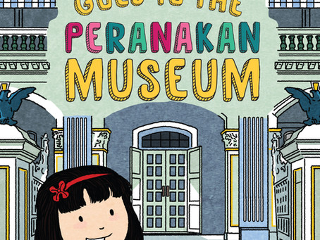 Sneak peek: Stacey Goes to the Peranakan Museum