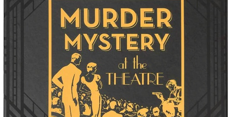 Murder Mystery: At The Theater