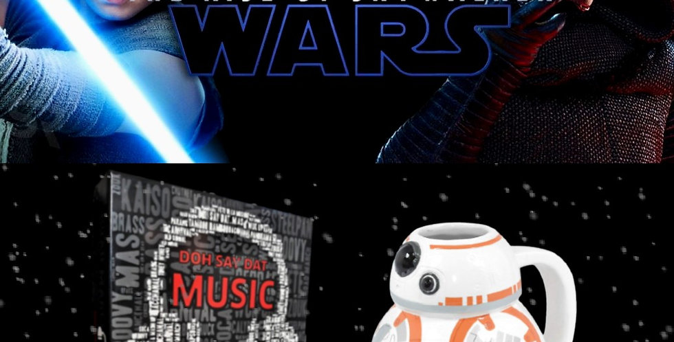 Star Wars: Rise of Skywalker BB8 Combo