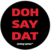 Doh Say Dat Liming Games Lable for Print