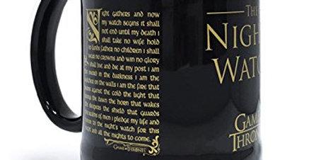 Game of Thrones Night's Watch Ceramic Mug