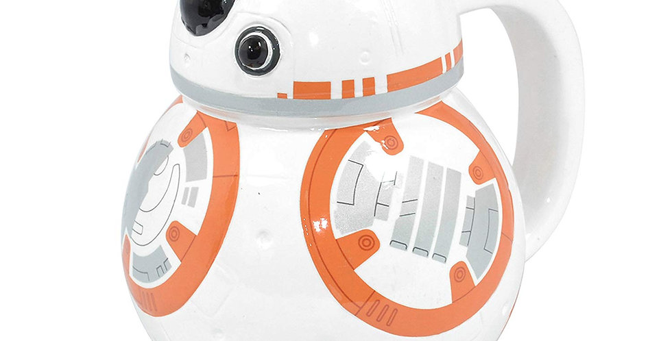 Star Wars BB-8 3D Mug (Ceramic)
