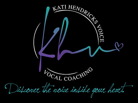 Kati Hendricks Voice KHV Vocal Coaching