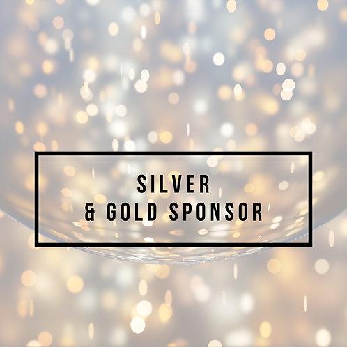 silver & gold sponsor