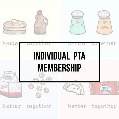 TMS Individual PTA Membership