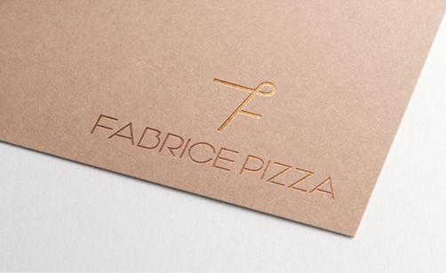 Logo Fabrice Pizza