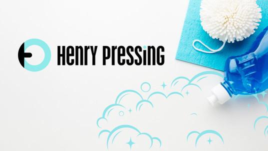 Logo Henry Pressing