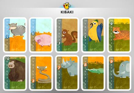 Illustration animaux Kibabi